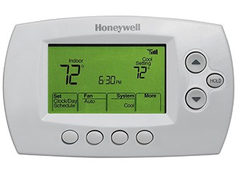 honeywell wifi 7 day programmable thermostat