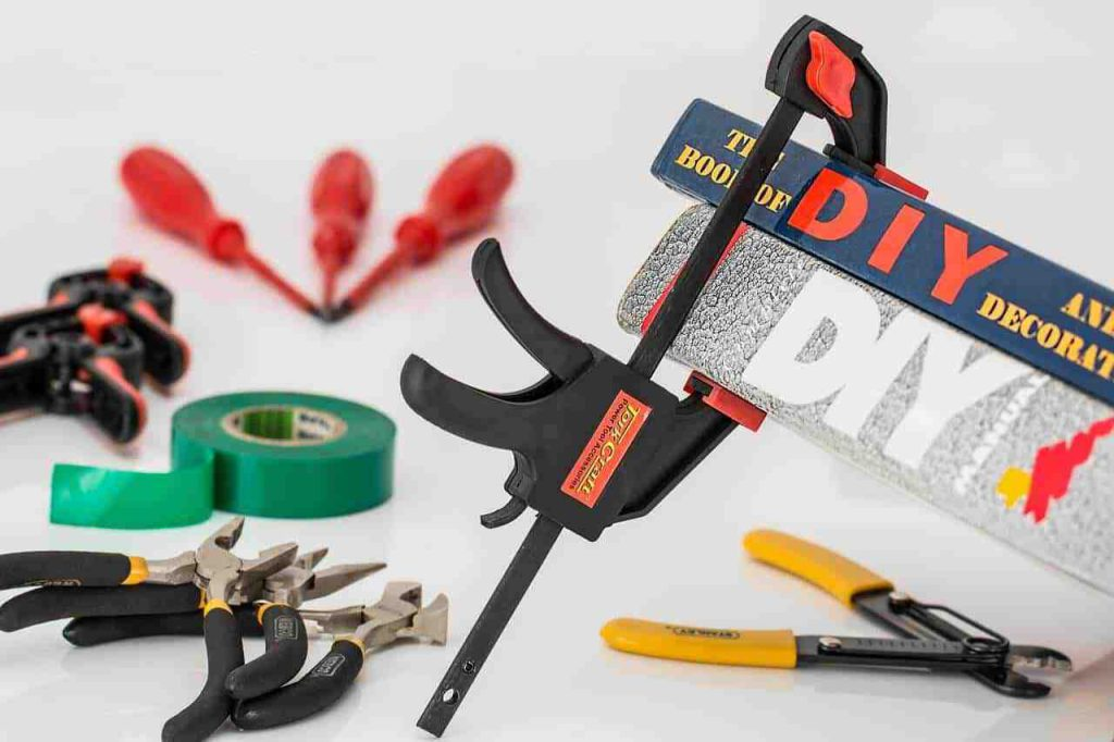 Home Improvement Tools Featured Image