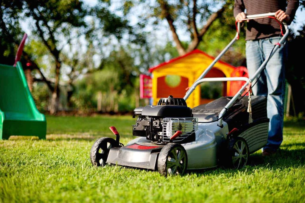 Lawn Mower Featured Image